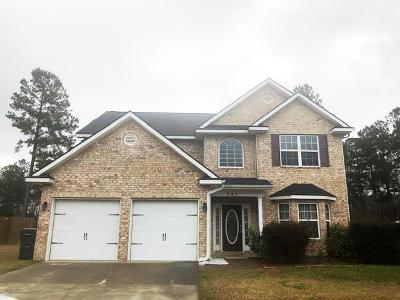 Ludowici Single Family Home For Sale: 292 Briarcrest Drive NE