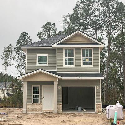Hinesville GA Single Family Home For Sale: $154,300