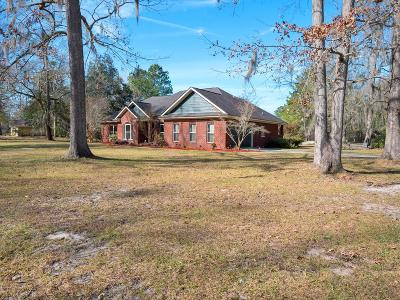 Midway Single Family Home For Sale: 1485 Seabrook Island Drive