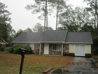 Hinesville Single Family Home For Sale: 462 Elm Street