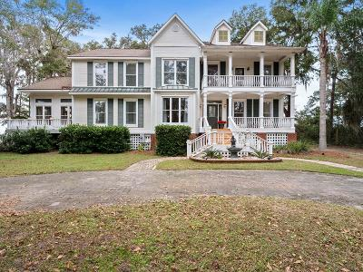 Townsend Single Family Home For Sale: 1134 River Pointe Drive