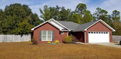 Hinesville Single Family Home For Sale: 52 Pulaski Street