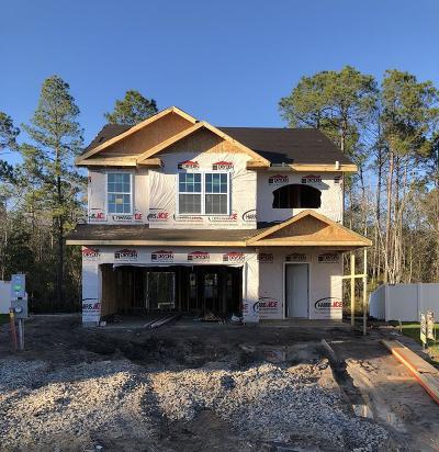 Hinesville GA Single Family Home For Sale: $170,000