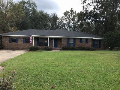 Hinesville GA Single Family Home For Sale: $163,000