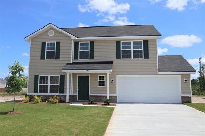 Hinesville GA Single Family Home For Sale: $169,725