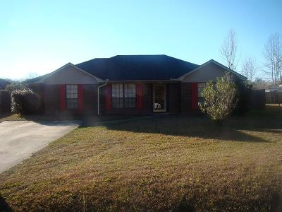 Hinesville Single Family Home For Sale: 782 Wallace Martin Drive