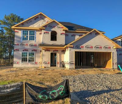 Hinesville GA Single Family Home For Sale: $203,500
