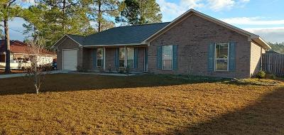 Ludowici Single Family Home For Sale: 82 Burnt Pines Road NE