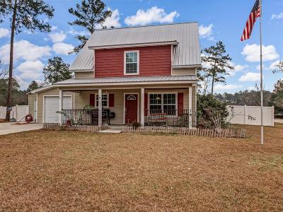 Guyton Single Family Home For Sale: 100 Sunny Lane