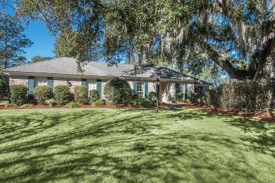 Hinesville Single Family Home For Sale: 232 Cherokee Trail