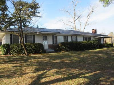 Tattnall County Single Family Home For Sale: 102 Veterans Drive