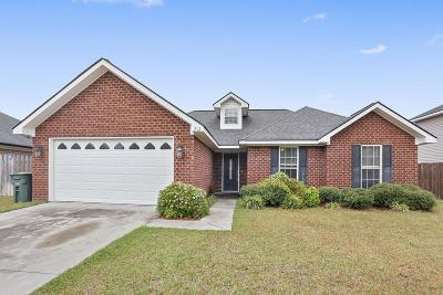 Hinesville Single Family Home For Sale: 212 Augusta Way