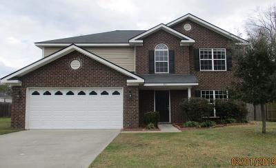 Hinesville GA Single Family Home For Sale: $149,900