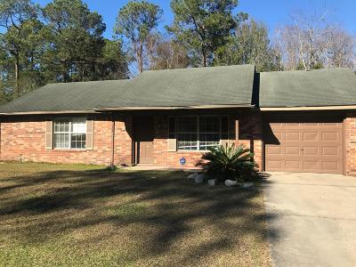 Hinesville Single Family Home For Sale: 124 Deann Drive