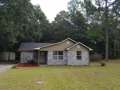 Walthourville Single Family Home For Sale: 32 Bass Road