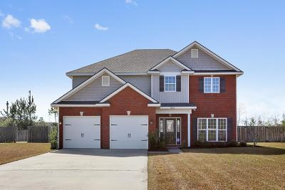Hinesville Single Family Home For Sale: 1065 Marne Boulevard