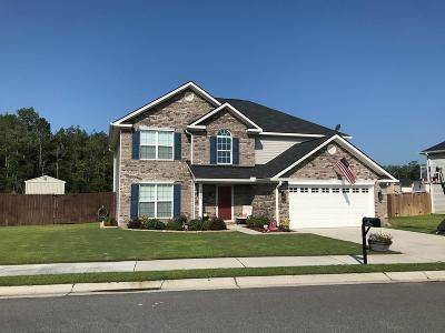 Hinesville Single Family Home For Sale: 1039 Miles Crossing