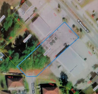 Residential Lots & Land For Sale: 323 West Memorial Drive