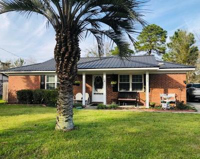 Hinesville Single Family Home For Sale: 238 Deerwood Drive