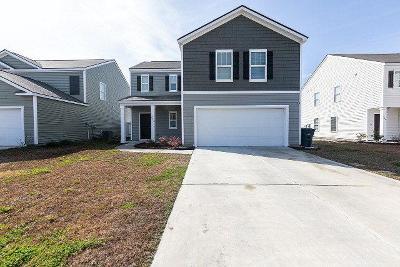 Hinesville Single Family Home For Sale: 242 Bender Street