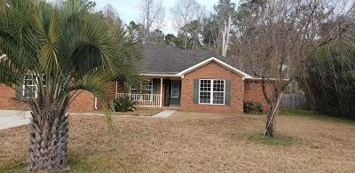 Hinesville Single Family Home For Sale: 317 Wexford Drive