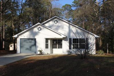 Hinesville Single Family Home For Sale: 804 Ridgewood Way