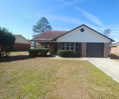 Hinesville Single Family Home For Sale: 1238 Dhurahn Drive
