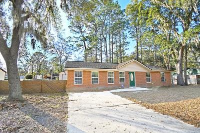 Hinesville GA Single Family Home For Sale: $119,990