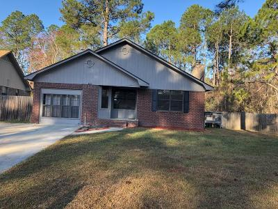 Hinesville Single Family Home For Sale: 952 Mandarin Drive
