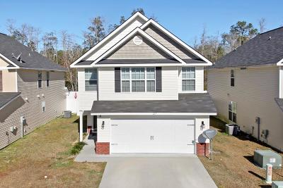 Hinesville GA Single Family Home For Sale: $175,000