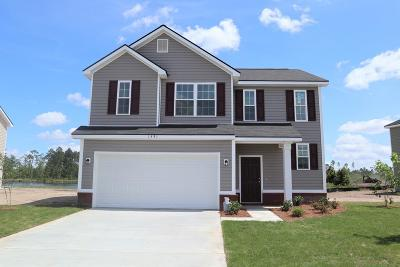 Hinesville Single Family Home For Sale: 1591 Longleaf Court