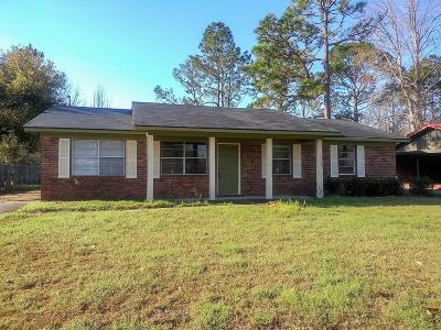 Hinesville GA Single Family Home For Sale: $78,000