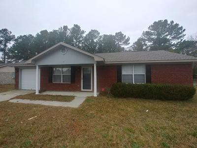 Hinesville Single Family Home For Sale: 91 Shayna Drive NE