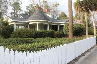 Jesup Single Family Home For Sale: 286 Wayne Street