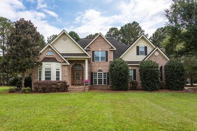 Tattnall County Single Family Home For Sale: 710 Merganser Circle