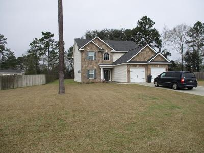 LUDOWICI Single Family Home For Sale: 109 Arbor Circle NE