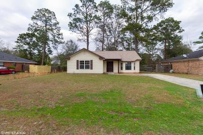 Hinesville Single Family Home For Sale: 613 Trevor Street