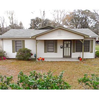 Jesup Single Family Home For Sale: 618 Robinson Street
