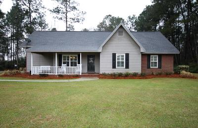 Jesup Single Family Home For Sale: 626 South Forest Drive