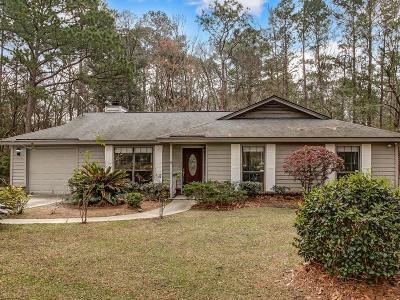 Richmond Hill Single Family Home For Sale: 30 Bailey Plantation Drive