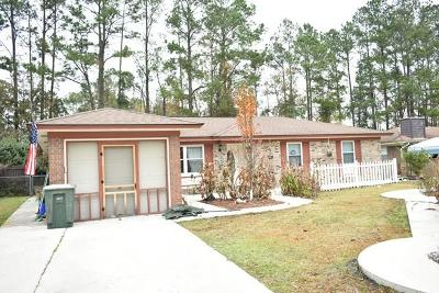 Hinesville Single Family Home For Sale: 508 Heritage Drive
