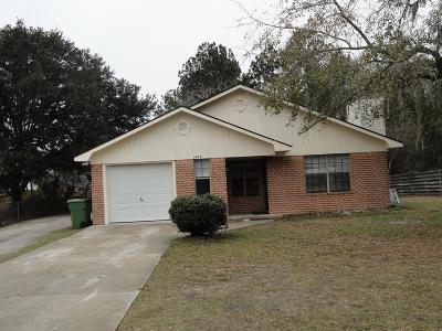Hinesville Single Family Home For Sale: 1409 Desert Storm Drive