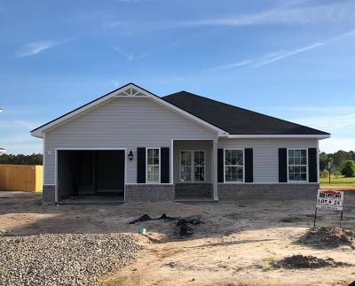 Hinesville Single Family Home For Sale: 18 Wythe Street