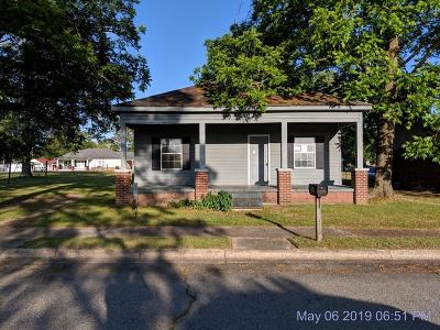 Glennville Single Family Home For Sale: 205 Baker Street