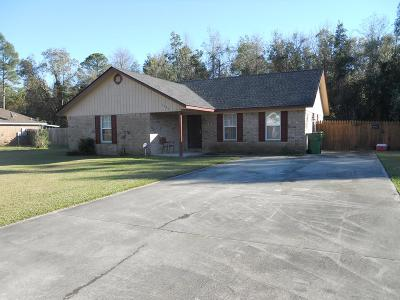 Hinesville Single Family Home For Sale: 1047 Barley Drive