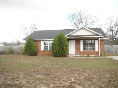 Walthourville Single Family Home For Sale: 81 Crosby Drive