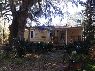 Midway Single Family Home For Sale: 275 Tideland Drive