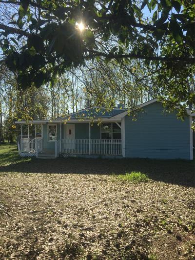 Jesup Single Family Home For Sale: 825 Ashley Drive