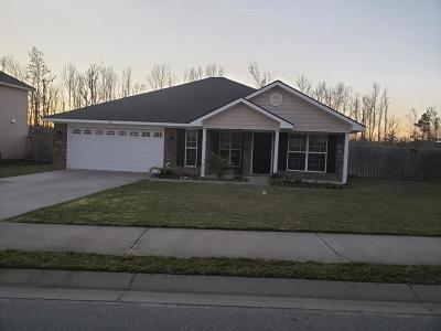 Midway Single Family Home For Sale: 112 Oak Harvest Ridge