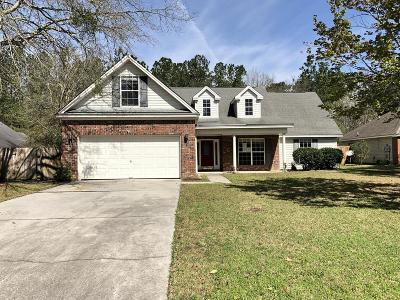 Pooler Single Family Home For Sale: 4 Stoney Hill Road
